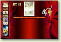 1 Calendar ianuarie 2012