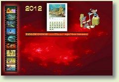 calendar iulie 2012