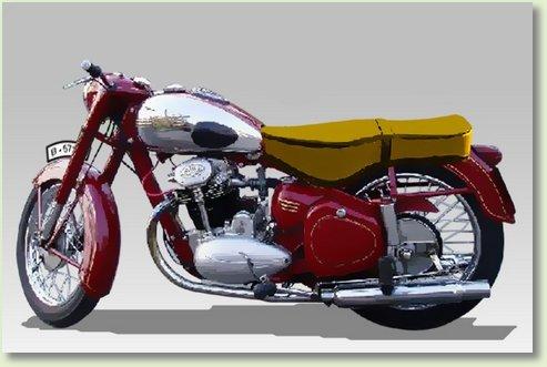 B JAWA 500