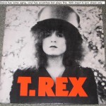 Saw T.Rex live in Winnipeg twice.