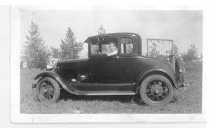 Susann's First Car