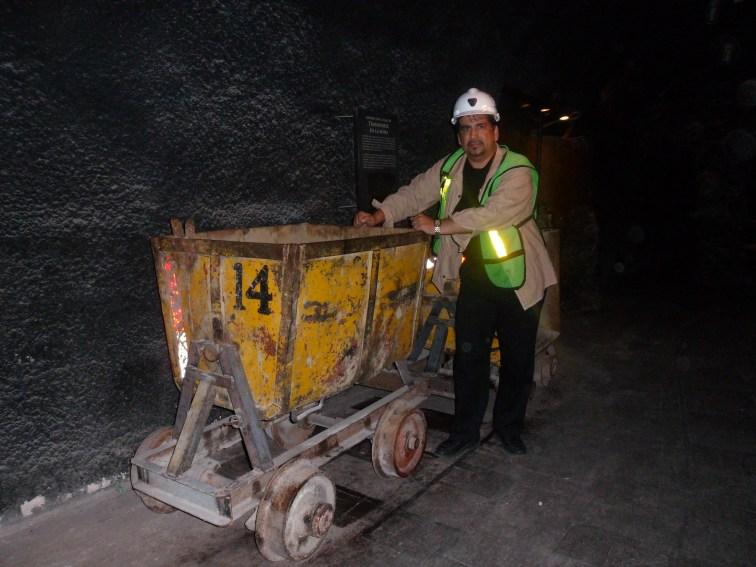 Paseo Túnel de Minería en Durango, Dgo. Fotógrafo: Roberto Herrera Hernández