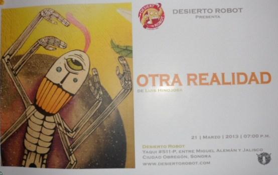 Otra realidad: de Luis Hinojosa