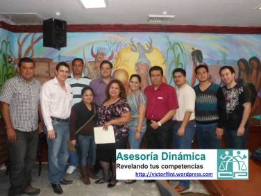 Asistentes a Sesión CONLA Cd. Obregón