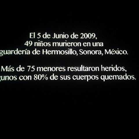 """Escena del documental """"ABC nunca más""""."""
