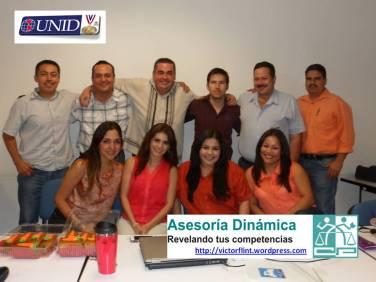 UNID COS 3ra. generación Posgrado en Negocios.