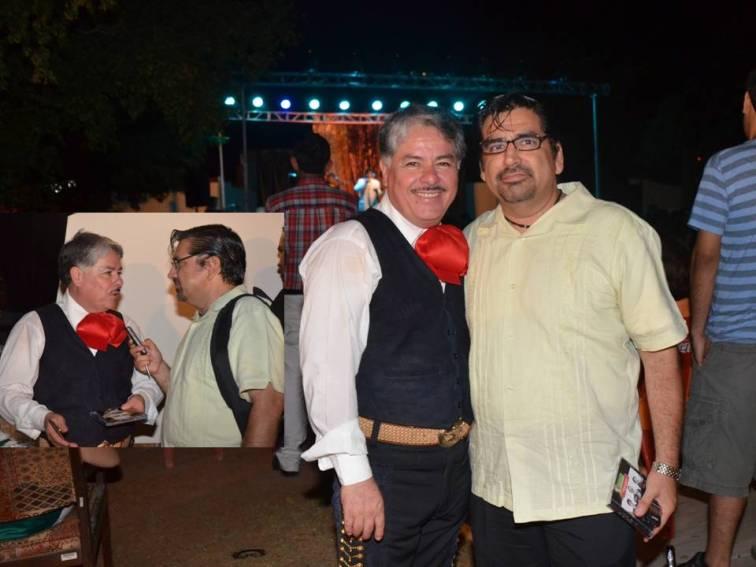 """Cortesía Diario del Yaqui (Ernesto """"Cacho"""" Ramírez)."""