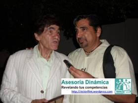 Humberto Cravioto concedió entrevista a Caziidi'.