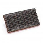 Goyard Wallet as seen on Victoria Beckham