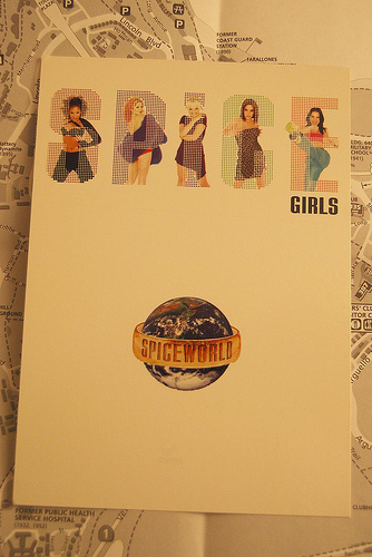 spiceworld photo