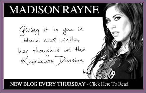 TNA Blog with Madison Rayne