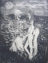 Death and I