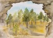 La Cueva del Parque Sur, Spain 2002
