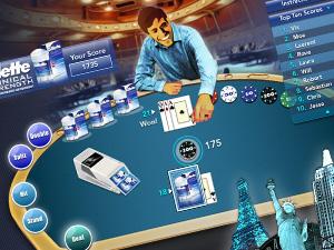 Gillette Las Vegas Game