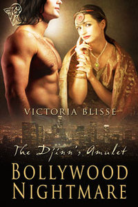 Bollywood Nightmare  (Djinn's Amulet Book 2)