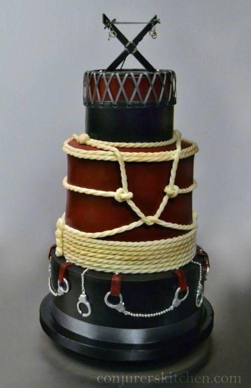bdsm cake