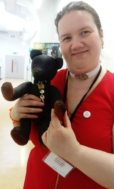 Me and my beary bestie.