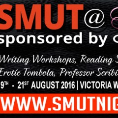 Sexhibition 2016 Smut.UK Author Corner (19th - 21st Aug 2016)