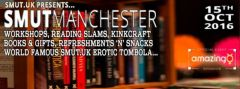 Smut Manchester - Last few Tickets available for BDSM Special! @AmazingO #BDSM #EroticAuthors