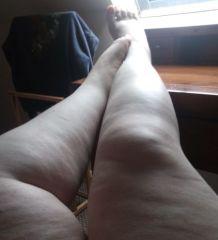 Victoria Long Legs #SinfulSunday
