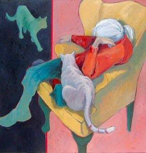 Sleep Comes of Little Cat Feet II
