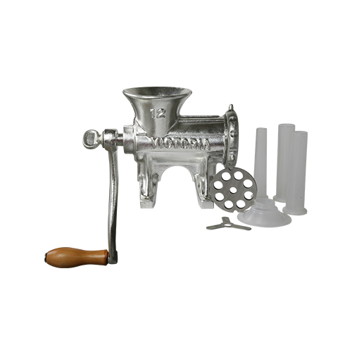 Cast Iron Meat Grinder with Table Mount