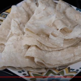 Matthew's Tawa Roti