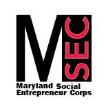 Logo for Maryland Social Entrepreneur Corps using Illustrator