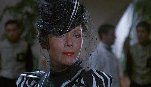 Adapting Agatha 5 – Evil Under the Sun. A tribute to Dame Diana Rigg –  Victoria Dowd