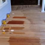 Cabot Stain Australian Timber Oil Jarrah Brown Honey Teak Mahogany Amberwood Sample Cans Victoria Elizabeth Barnes