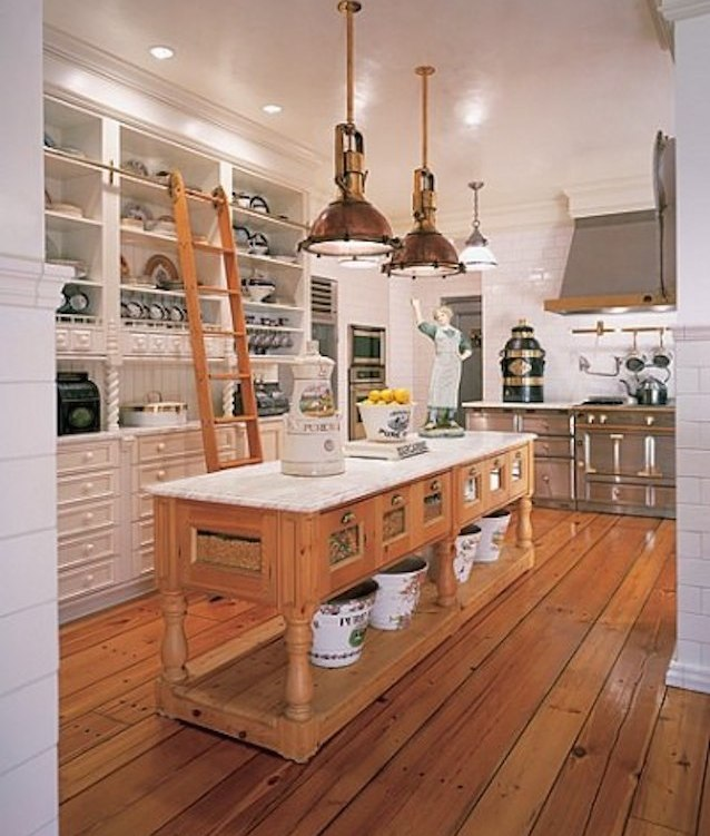 Kitchen Islands That Look Like Furniture