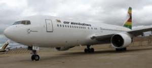 Air Zimbabwe A320