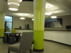 Cresta Sprayview Reception Area