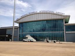 livingstone airport