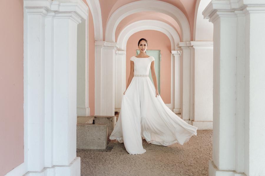 Vestidos de novia Pamplona