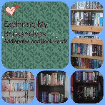 Exploring My Bookshelves 2016