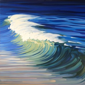 Evening Wave 48x48