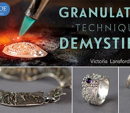 Granulation Techniques Demystified online class