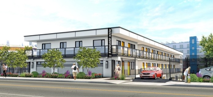 Rock Bay Motel to Apartment Conversion Transaction