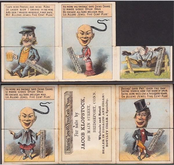 Racial Profiling in Advertising | Victorian Card Hub
