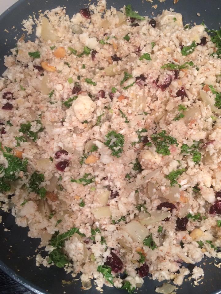 Bloemkool couscous