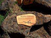 Signage at Werribee Zoo