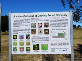 dowling forest sign