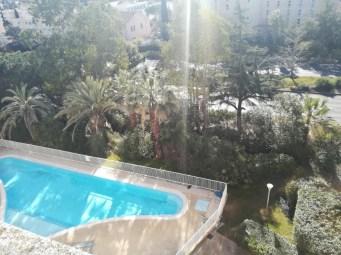 Photo aérienne de la Piscine