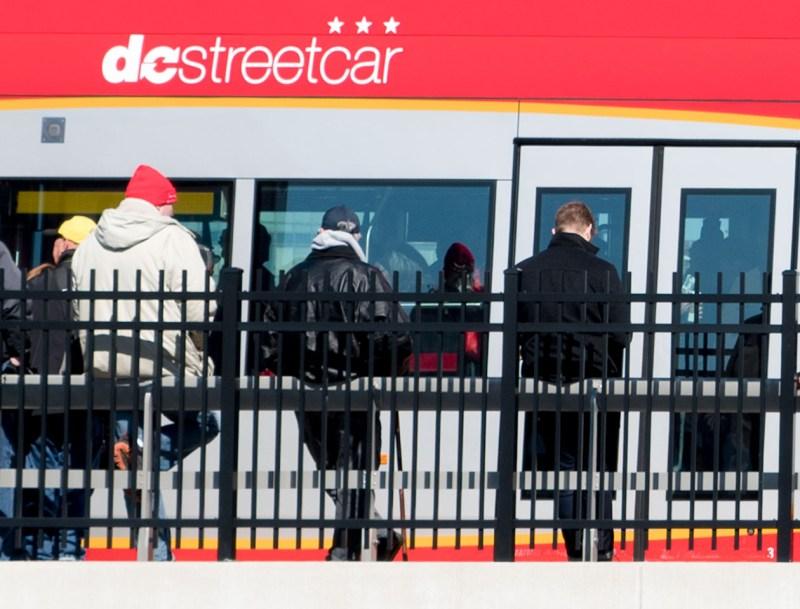 D.C. Streetcar opening