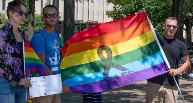 Stand for Orlando