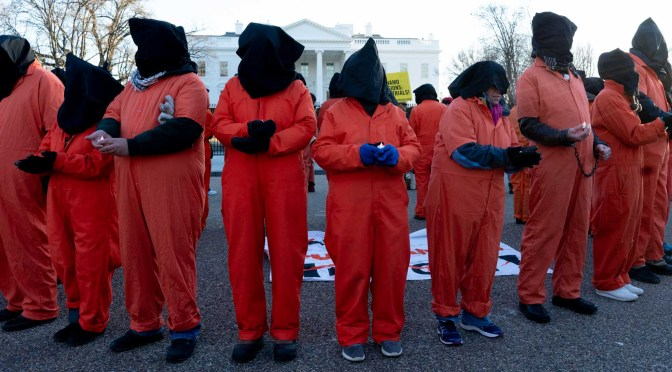 17th Anniversary of Guantanamo