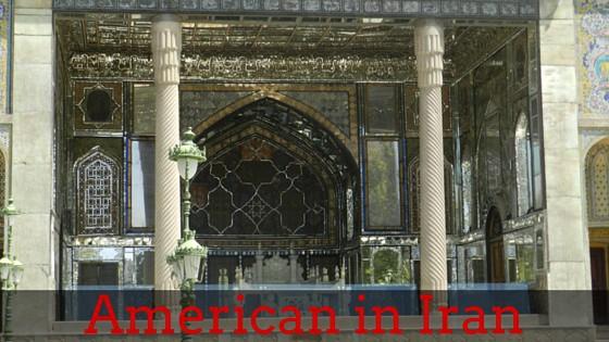 American in Iran