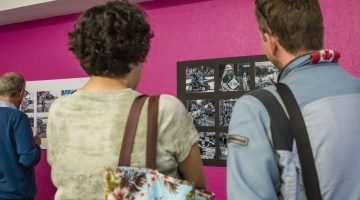Urban photo show: innovation in learning about our city