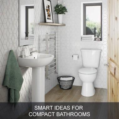 Small Cloakroom Bathroom Ideas Victoriaplum Com